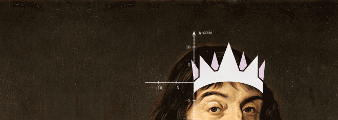 Rene Descartes, a royal scientist